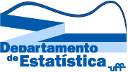 Site do Departamento de Estatística